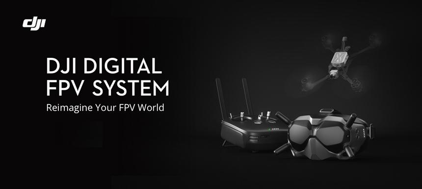 DJI Digital FPV Ecosystem