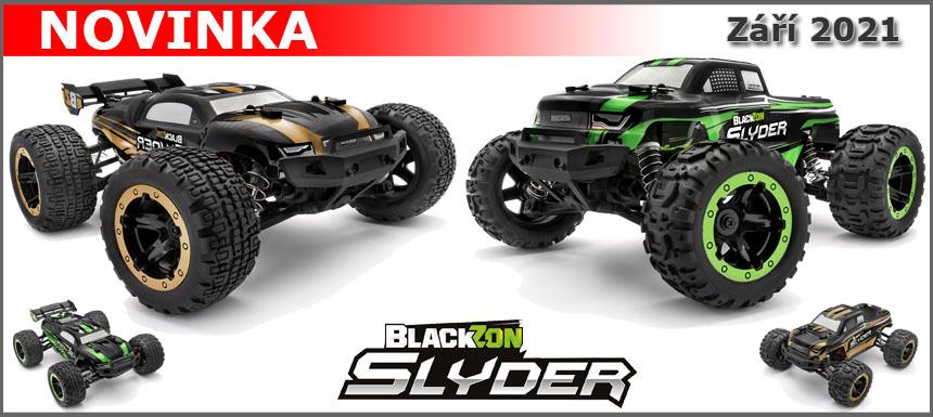 BlackZon Slyder 1/16 RTR